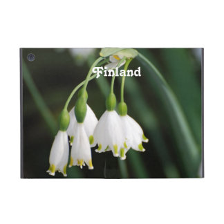 Finland Lily of the Valley Cases For iPad Mini