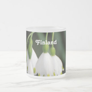 Finland Lily of the Valley Coffee Mug