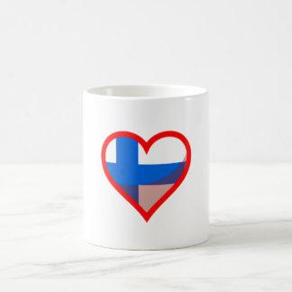 Finland love mug