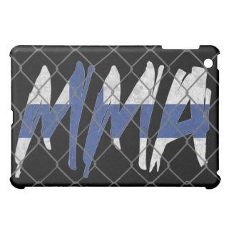Finland MMA black iPad case