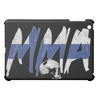 Finland MMA Skull Black iPad Case