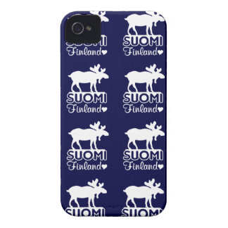 Finland Moose iPhone case-mate Case-Mate iPhone 4 Case