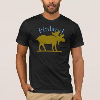 Finland Moose Shirt