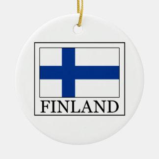 Finland ornament
