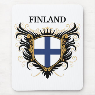 Finland [personalize] mouse pad