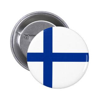 finland pinback button