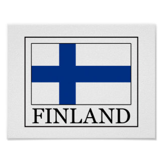 Finland Poster