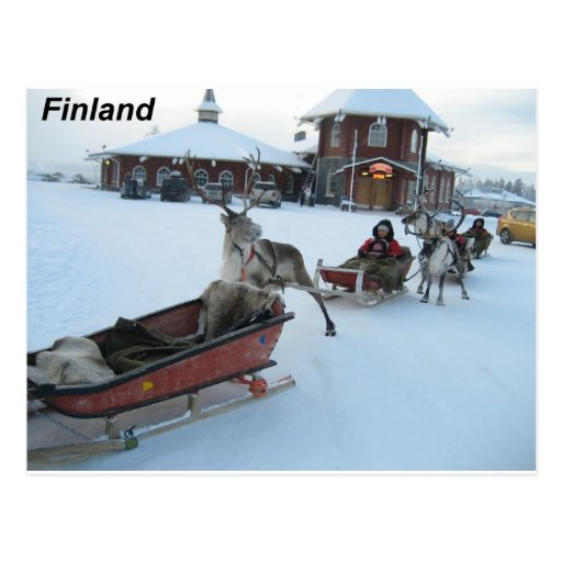 finland-santa-Angie--.jpg Post Cards