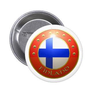Finland Shield Button