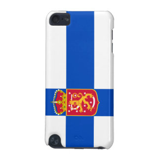 Finland-State Flag iPod Touch 5G Case