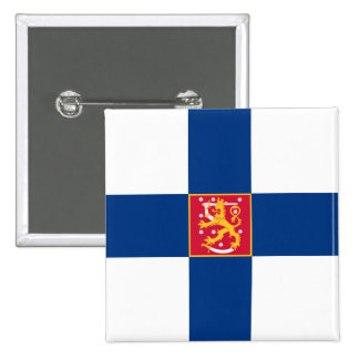 finland state pinback button