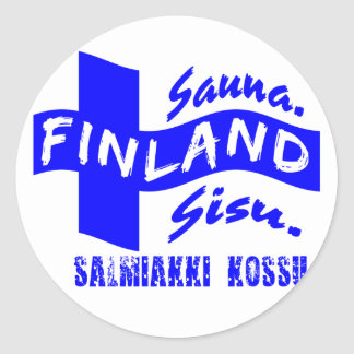 Finland stickers