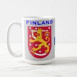 Finland* (Suomen) Mug
