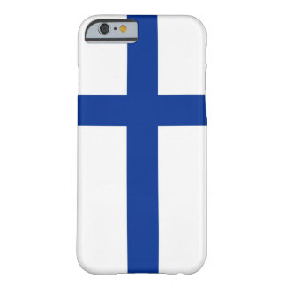 finland suomi country flag case barely there iPhone 6 case