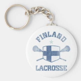 Finland-Vintage Keychain
