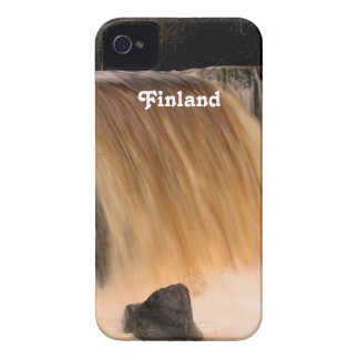 Finland Waterfall iPhone 4 Case-Mate Cases