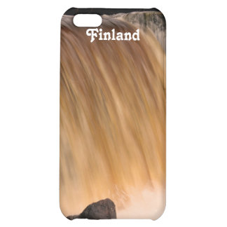 Finland Waterfall Cover For iPhone 5C