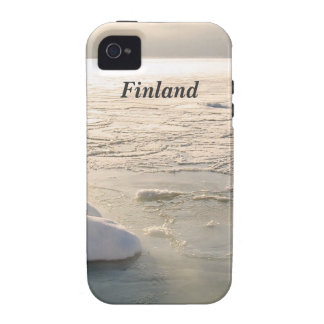 Finland Winter Case-Mate iPhone 4 Covers