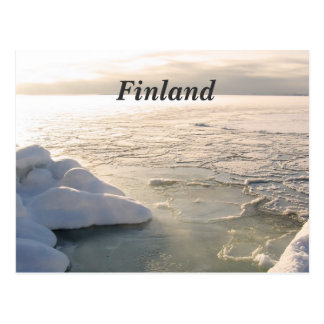 Finland Winter Post Cards