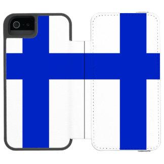 Finland Incipio Watson™ iPhone 5 Wallet Case