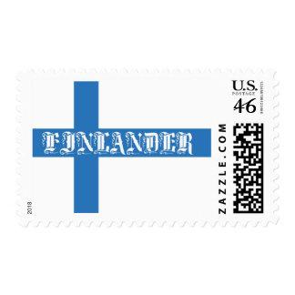 Finlander Flag Stamps