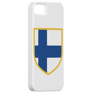 Finlandia Funda Para iPhone 5 Barely There