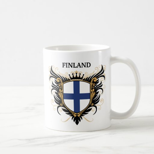 Finlandia [personalice] tazas