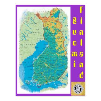 Finlandia, Suomi Postal