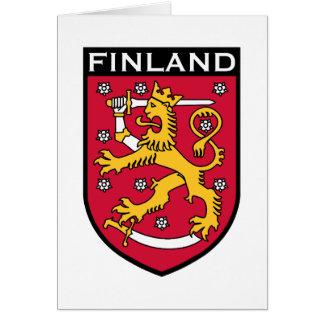 Finlandia Tarjeta De Felicitación