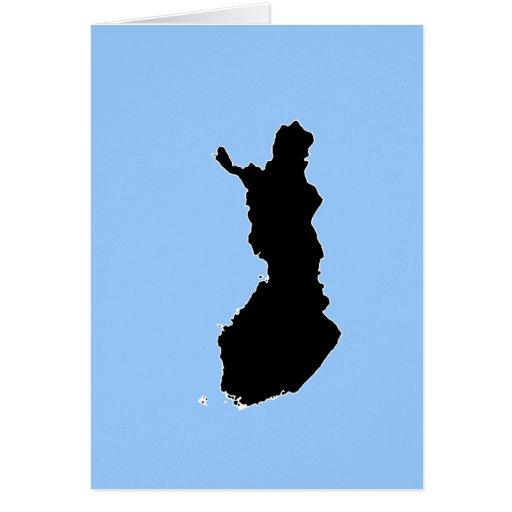 FINLANDIA TARJETÓN