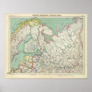 Finlandia y Rusia Poster