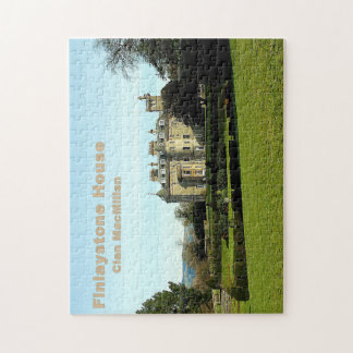 Finlaystone House Jigsaw Puzzle