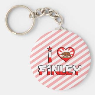 Finley, CA Key Chains