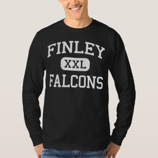 Finley - Falcons - Middle - Kennewick Washington T-Shirt