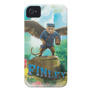 Finley iPhone 4 Cover