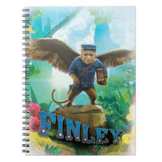 Finley Spiral Notebook