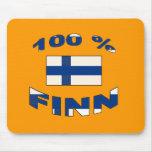 Finn 100% tapetes de ratón