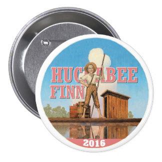Finn 2016 de Huckabee Pin Redondo 7 Cm
