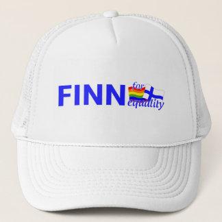 Finn 4 Equality hat