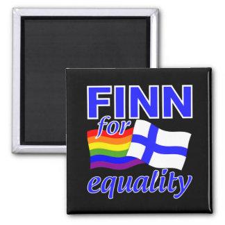 Finn 4 Equality magnet