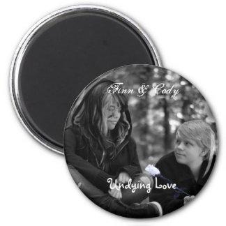 Finn & Cody: Undying Love Magnet