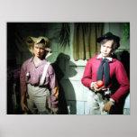 Finn del Huck con Tom Sawyer Impresiones
