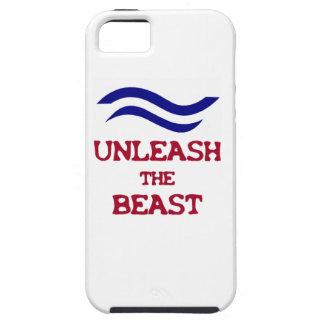 Finn Dinghy iPhone Case - Unleash The Beast