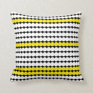 Finn Dots Variation Throw Pillow