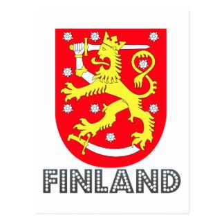 Finn Emblem Postcard