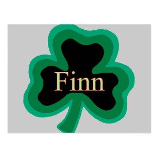 Finn Family Postcard