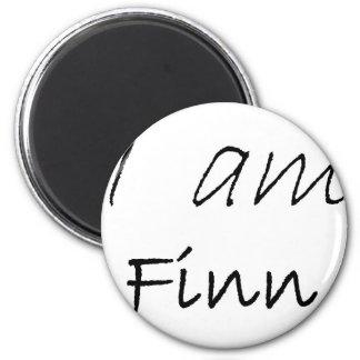 Finn.jpg 2 Inch Round Magnet