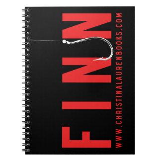 Finn notebook