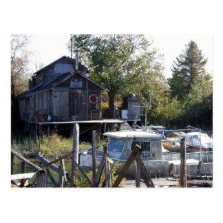 Finn Slough Fishing Village Post Cards