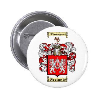 Finnegan Pinback Buttons